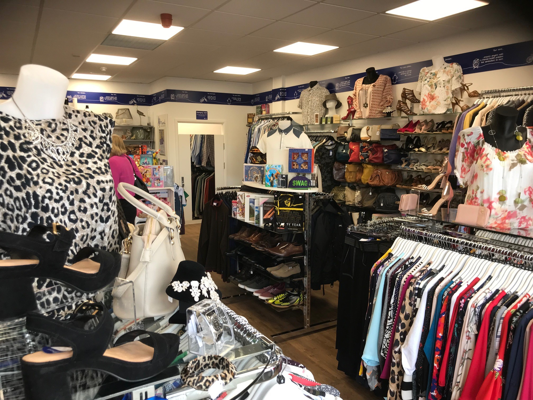 New Rothwell store supporting mental health with a local twist